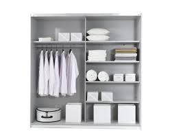 schwebetürenschrank schlafzimmerschrank mit spiegel 200cm weiß weiß hochglanz