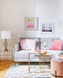 unser glam up tipp für dein wohnzimmer farbe bekennen mit
