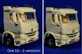 German Construction Truck. Conversion Kit, 1/24 – A&N Model Trucks