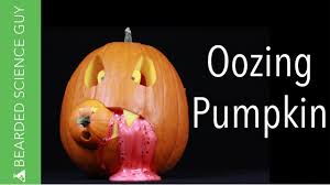 Sick Pumpkin Carving Ideas by Make An Oozing Pumpkin Youtube