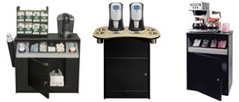 All State Office Coffee Stands Cabinets Cart
