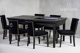 Henry Gaming And Dining Table 9