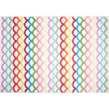 tapis de chambre fille tapis écailles billy pour chambre d enfant