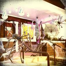Outdoor Halloween Decorations Diy by 8 Illuminated Ghost Garland Diy Halloween Decor Ideas Twenty