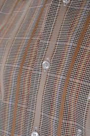mens neiman marcus brown plaid dress shirt u2013 buck u0026 zinkos