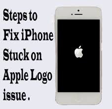 iPhone Stuck on Apple Logo – Steps to Fix