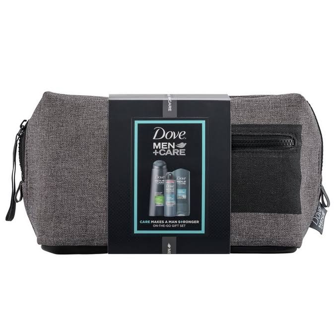 Dove Men +Care Ultimate Washbag Gift Set - 4pcs