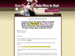 ① How To Role Play In Bed & Ignite Your Life