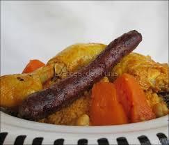 recette cuisine couscous tunisien couscous tunisien au poulet délices de tunisie