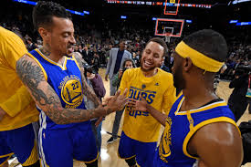 Warriors power rankings Stephen Curry Kevin Durant lead way