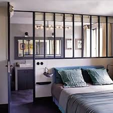 deco chambre parentale moderne une suite parentale moderne avec verrière atelier ères