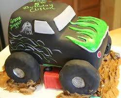 Monster Truck Cake | Party Ideas | Pinterest | Truck Cakes, Cake ... Monster Truck Cake My First Wonky Decopac Decoset 14 Sheet Decorating Effies Goodies Pinkblack 25th Birthday Beth Anns Tire And 10 Cake Truck Stones We Flickr Cakecentralcom Edees Custom Cakes Birthday 2d Aeroplane Tractor Sensational Suga Its Fun 4 Me How To Position A In The Air Amazoncom Decoration Toys Games Design Parenting Ideas Little
