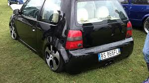 VW Lupo Ultra Low Cool Seats
