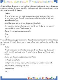 Ejemplo De Carta De Amigo Invisible Primitivelifepw