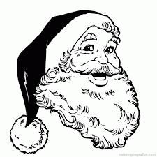 Christmas Santa Claus Coloring Pages 75 Free Printable