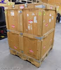 100 Shipping Crate For Sale Caseworks Wood Shipping Crate Item FH9162 SOLD March 27