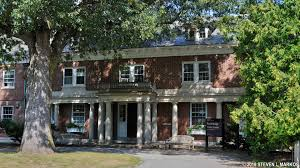 100 North Bridge House Minute Man National Historical Park NORTH BRIDGE VISITOR
