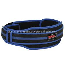neoprene weightlifting gym belts nylon weightlifting belt fitness