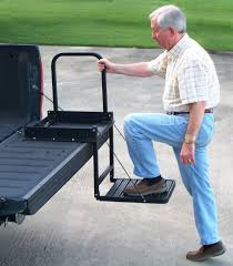 Truck'n Buddy Pickup Tailgate Step - $179.00 Do You Have A Flatbed ... Bedstep Amp Research Truck Steps Pickup Bedrug Bed Liner For 0910 Ford F150 With Tailgate Step Long 46 Toddler Fire 2 795000 Engine Amp Bedstep Review Aucustscom Youtube Ladder Chevy Stair Dodge Bedstep2 Fast Shipping Filephotographed By David Adam Kess 1963 C10 Truck Bed Install Pilot Swing Out Step 2009 Chevrolet Silverado As