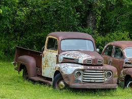 100 1948 Ford Truck Rusty Old Pickup In Missouri On Route 66 N Flickr