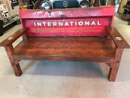 100 Tailgate Truck International Rustic Bench IH Scout