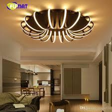 großhandel neues design led deckenleuchte für wohnzimmer esszimmer schlafzimmer luminarias para teto led leuchten für hauptbeleuchtung leuchte