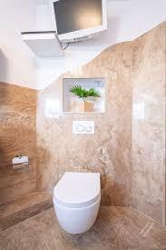 badezimmer aus naturstein travertin living guide europe