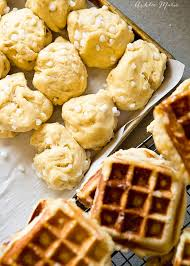 Traditional Belgian Liege Waffle Recipe | Ashlee Marie - Real Fun ... Wafels Dinges Ambient Advert By Duval Guillaume The Big Waffle Sabor Pgh Nyc Day 3 Part 1 Moto In Brooklyn Sugtarian Better Than New York Waffles Homemade Liege Something Swanky Chicken And Is Not What Youd Expect Celebrate National Waffle With Brussels Sprouts Nbc News Hungry Couple Falling Love At Wafels Dinges Inspred New York Blondie Brownie Freshly Baked Milk Chocolate Parisian Spring Belgian Food Truck City Carts L I L Y