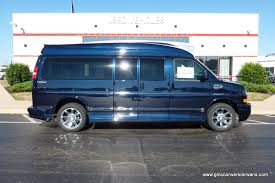 2013 Explorer 9 Passenger Conversion Van