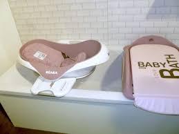 table à langer à poser sur baignoire beaba grossesse et bébé