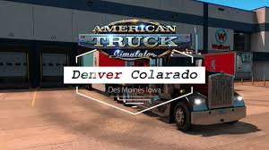 Denver Colorado To Des Moines Iowa American Truck Simulator With ... Kenworth T300 For Sale Des Moines Iowa Price 24500 Year 2004 1999 Mack Ch600 Sleeper Truck For Sale Auction Or Lease Tbk Whosale Ia New Used Cars Trucks Sales Service Trucking Transportation And Logistics Website Template Home 04 In On Preowned Car Dealer In El Paso Used 2012 Intertional 4400 6x4 Cab Chassis Truck For Sale 8 Body A 56 Ca Dually Midwest Peterbilt Group Sioux City Inc 379 West Fire Department Reliant Apparatus
