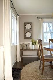 Fun Dining Room Curtains Decoration Perfect Curtain Ideas Top Best