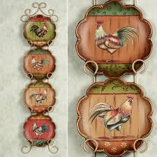 Charming Rooster Decorations For Kitchen Decor Target Barnyard Marvellous