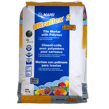 Versabond Thinset For Porcelain Tile by Shop Mapei Gray Powder Polymer Modified Thinset Mortar At Lowes Com