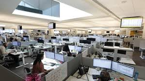 100 Office Space Image Tight Office Designs Have Cut Demand For Building Space