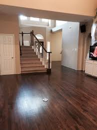 before and after refinishing hardwood oak floors dark hardwood