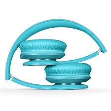Beats by Dre Solo HD Ear Headphones Matte Light Blue Check