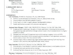 Recruiter Resume Skills Examples Feat Associate Resumes Science Sample Design