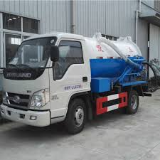3000 Liter -5000 Liters Japanese Sewage Truck For Sale - Buy ...