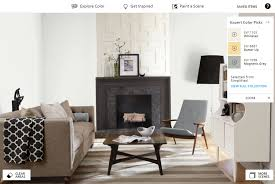 Best Paint Color For Living Room by The Best Free Virtual Paint Color Software Online 5 Options