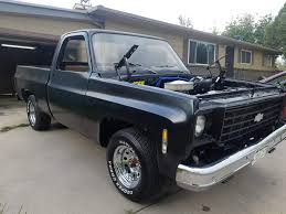 100 1974 Chevy Truck C10 James M LMC Life