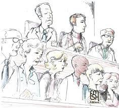 cour d assise definition être juré populaire en cour d assises fmsh