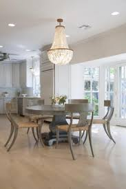 Dining Room Chandelier Round Capiz Shell Ideas Table For Walnut Inch