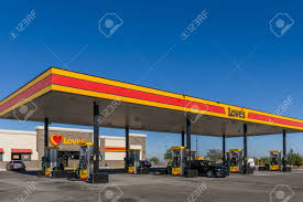 100 Love Truck Stops BARSTOW CAUSA OCTOBER 1 2016 S Gas Station Exterior