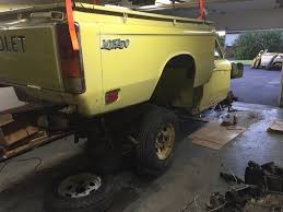 100 Pickem Up Truck Not Your Typical Pickemup Truck Ectotec In An 80 Chevy Luv