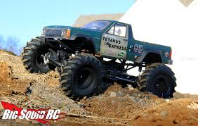 100 Mud Truck Video Axial Deadbolt Mega Conversion Part 3 Big Squid RC RC Car