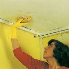 comment lessiver un plafond nettoyer lessiver décaper un plafond