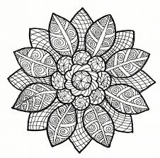 Unique Relaxation Coloring Pages Cool And Best Color Ideas