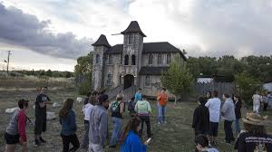 Halloween City Riverdale Utah by Halloween 2016 Where To Find Haunted Houses In Northern Utah