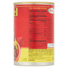 HORMEL Chunky W Beans Chili 15 OZ CAN